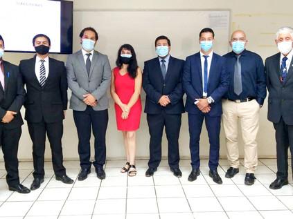 Efectivos de la PDI se titularon como Ingenieros en Prevención de Riesgos en el IPLA