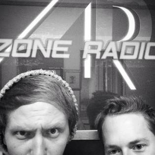 Zone Radio - weekly show