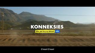 Konneksies Trailer - Martin Venter