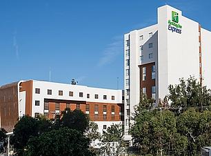Hotel holiday inn express gdl autonoma.p