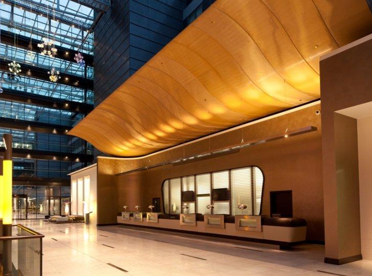 Hilton Hotel at Frankfurt Airport