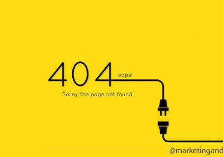 Modifican páginas de error 404 para desplegar ataques Phishing