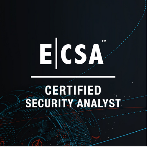 ECSA | Certified Security Analyst