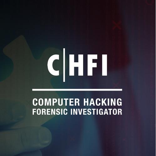 CHFI | Computer Hacking Forensic Investigator