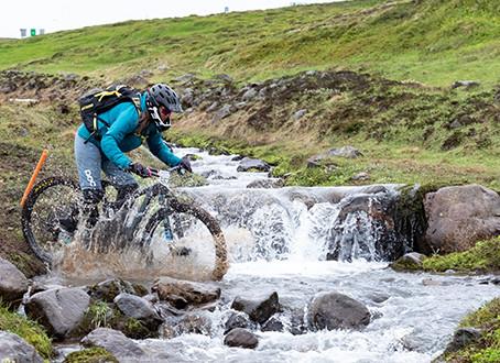 Fjallahjólabærinn Akureyri - skýrsla um uppbyggingu