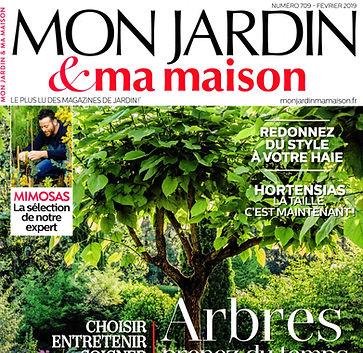 couverture Mon Jardin et Ma Maison 02201