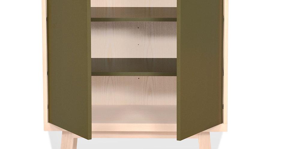 Armoire 2 portes - concept KUBE