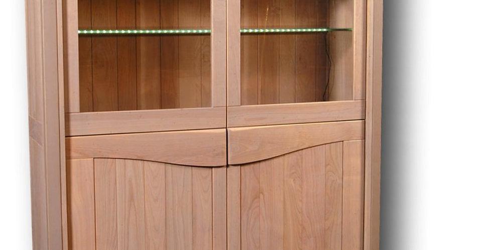 Vitrine design 4 portes - collection STELLA