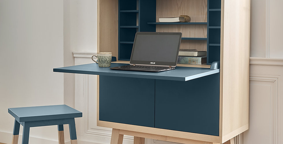 Secretary Desk - KUBE concept