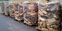 Palivové drevo sieťka