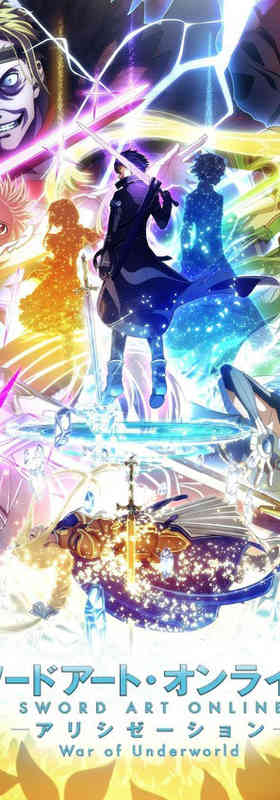 Ep.8 Sword Art Online Alicization - War