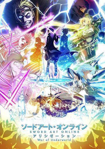Sword Art Online Alicization - War of Un