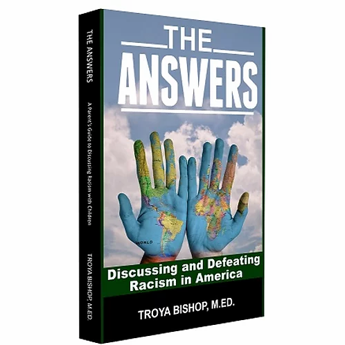 The Answers (Audio Book)