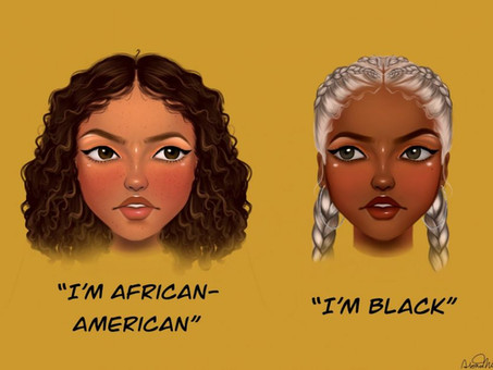 Black vs African American...What's the Difference?