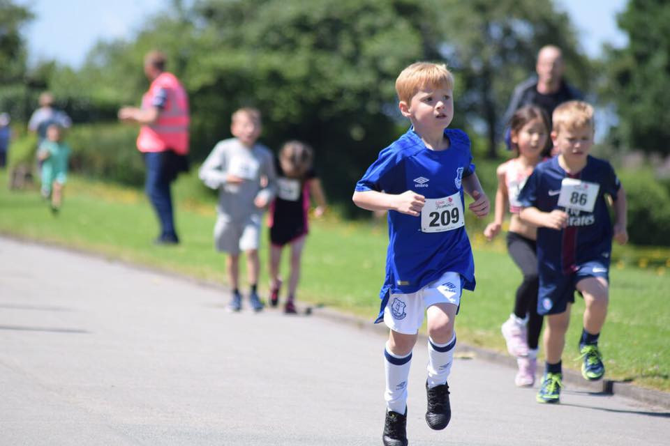 Kids Love To Run Event
