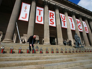 Hillsborough Law:  It's time for bereaved families to be treated fairly.