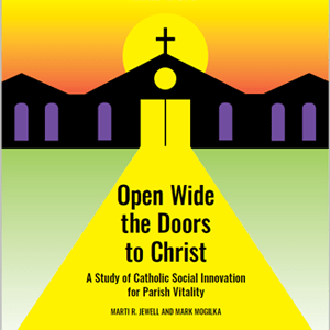 Open Wide the Doors to Christ