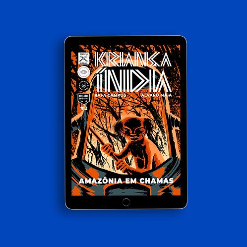 Kriança Índia #2