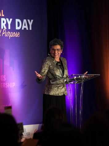 Keynote Speaker Sonia Manzano