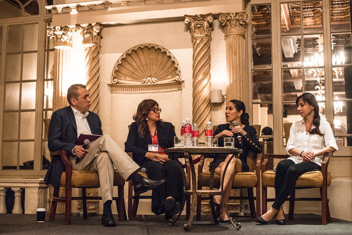 Community Track Panel: Bold New Strides in Higher Ed
