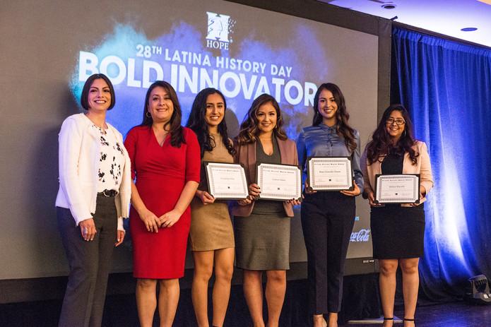 The Future History Makers with Asm. Luz Rivas and Paulina Barragan, Estee Lauder Companies
