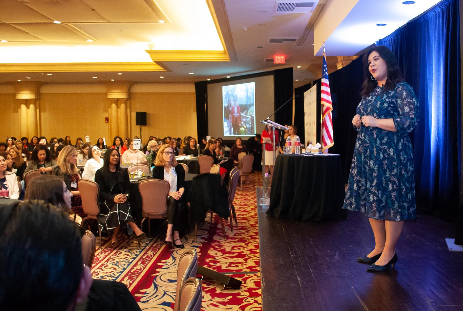 Morning Keynote speaker Monica Ramirez