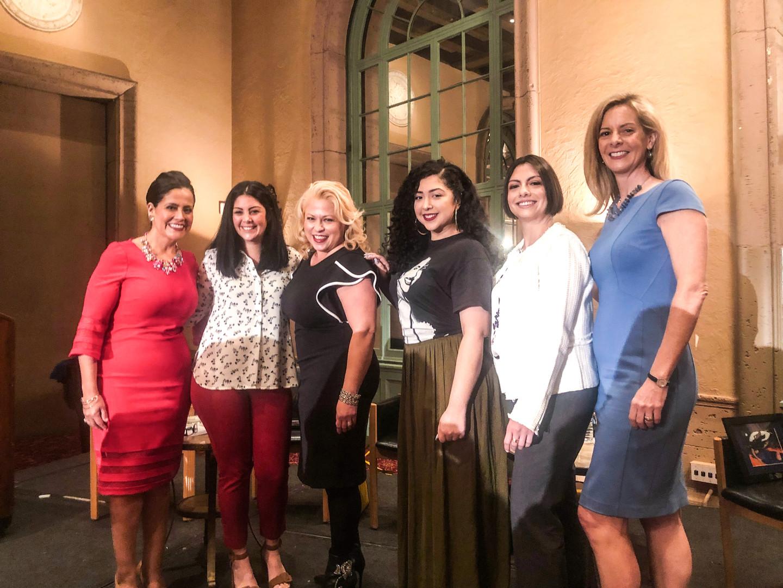 Career Track Panel: Bold Groundbreakers, Latinas in Innovative Careers