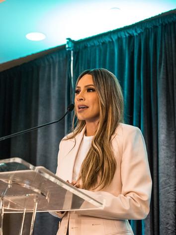 2019 Keynote Speaker Desi Perkins