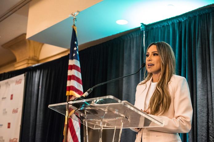 Keynote Speaker Desi Perkins