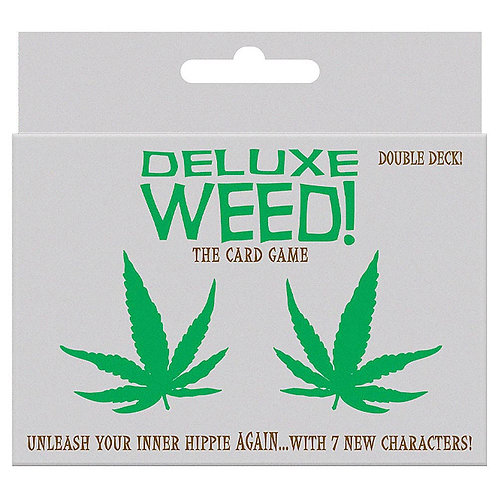 DELUXE WEED!  The Card Game