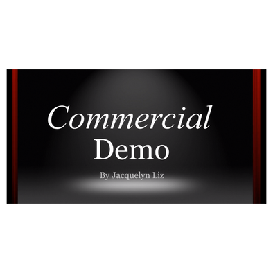 Commercial Reel by Jacquelyn Liz