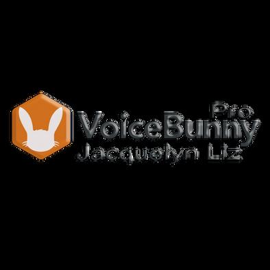 Jacquelyn Liz VoiceBunny Pro