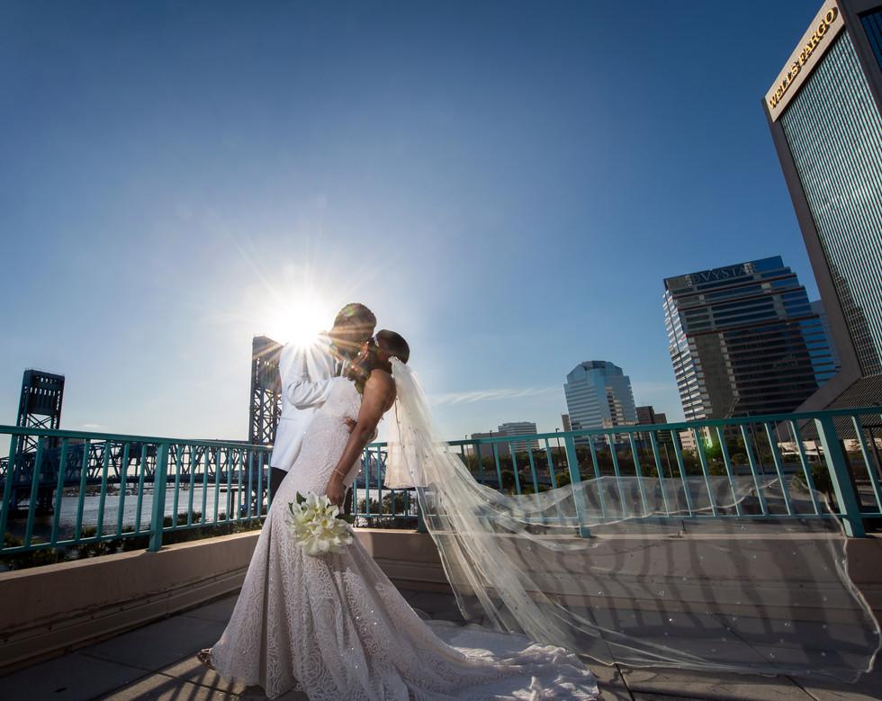 Jacksonville Wedding Hyatt Riverfront
