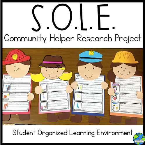 SOLE Community Research Project