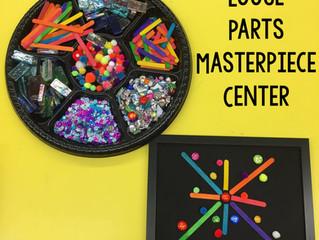 Loose Parts Masterpiece Center