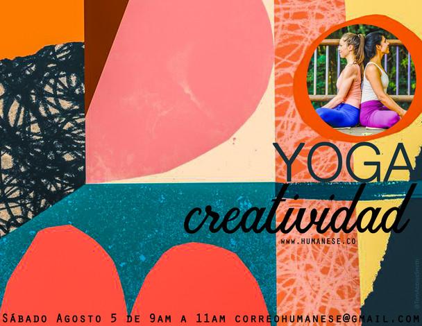 Yoga para la Creatividad