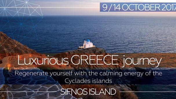Viaje de Yoga en Grecia