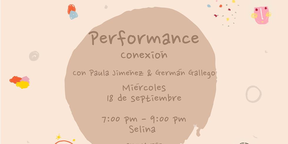 """Performance Conexión del """"Yo al Nosotros"""""""