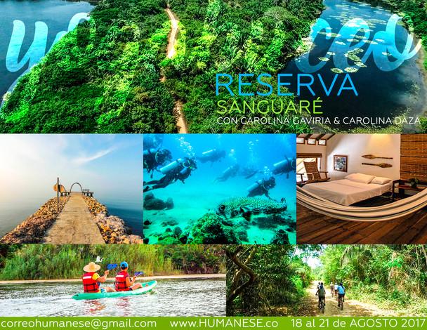 YOGA BUCEO Reserva Sanguaré