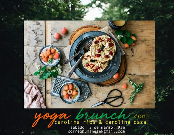 YogaBrunch - Marzo