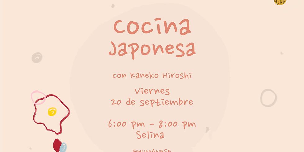 Taller de Cocina japonesa