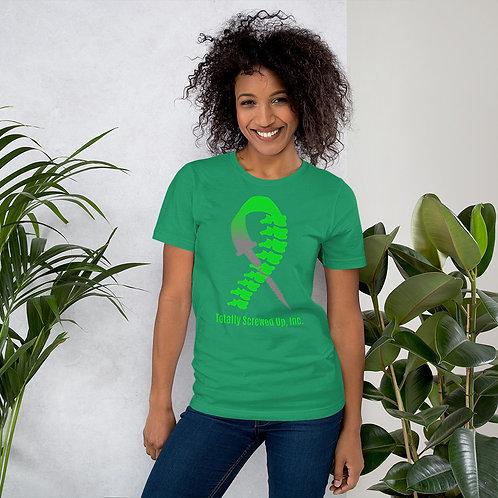 Short-Sleeve Unisex T-Shirt (HEATHER COLORS)