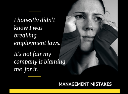 Are you breaking Employment Laws but don't know it?