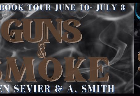 Guns & Smoke Blog Tour: Serena Synn