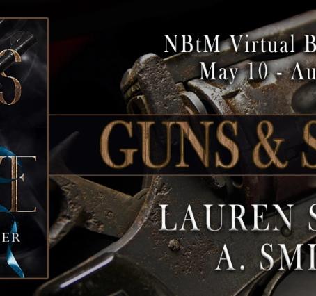 Guns & Smoke Blog Tour:  Joanne Guidoccio
