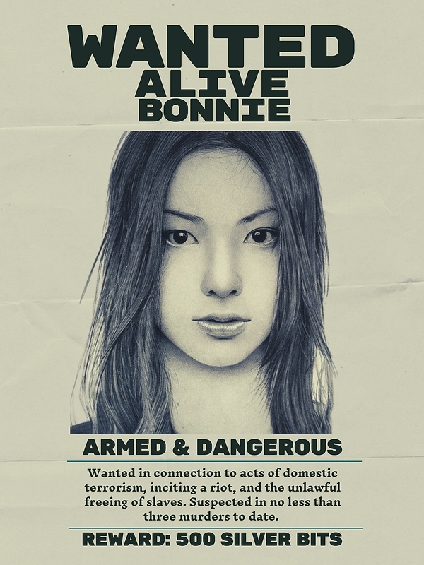 Bonnie Wanted Poster.png