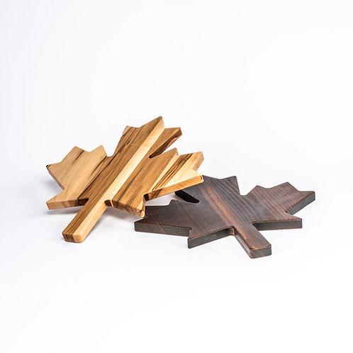 Maple Leaf Charcuterie/ Serving board