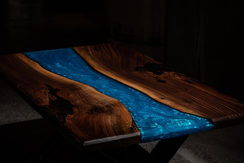 Small Coffee River Table
