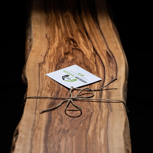 Italian Olivewood Charcuterie and Cutting Boards