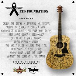 LTDF_Bowling Tournament_Taylor Guitar